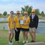 FHS golf teams bring home medals!