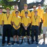 FHS Boys Varsity place second at Tenison Highlands GC