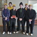 FHS Boys Varsity Golf finishes fall season strong