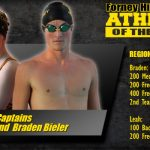 Athlete of the Week — January 25th