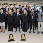 Jackrabbits Swim to District Championship