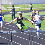 Boys Track Compete in County Wide Track Meet