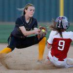 Lady Jackrabbit Softball Area Playoffs