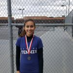 Warren Tennis Shines in Terrell Tournament