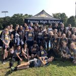 Forney XC at Tyler Lee Classic