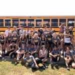 Forney XC at Hallsville Invitational