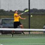 TX High ends Playoff run for FHS Varsity Tennis