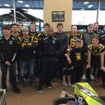 Forney High Athletes Help Raise Donations to Forney Food Pantry