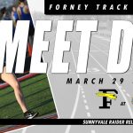 MEET DAY: Schedule Change