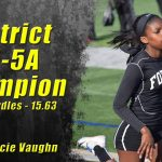 District 15-5A Results