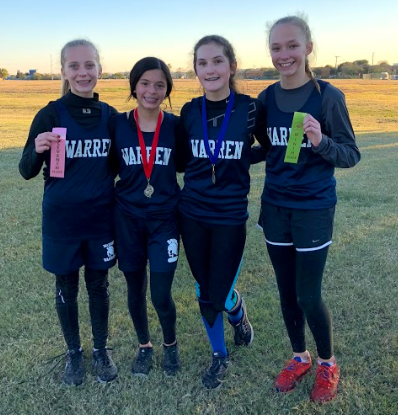 WMS Cross Country Results