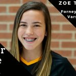 Forney Soccer Player of the Week- Zoe Theriot