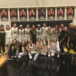 FHS Girls Basketball Are Playoff Bound