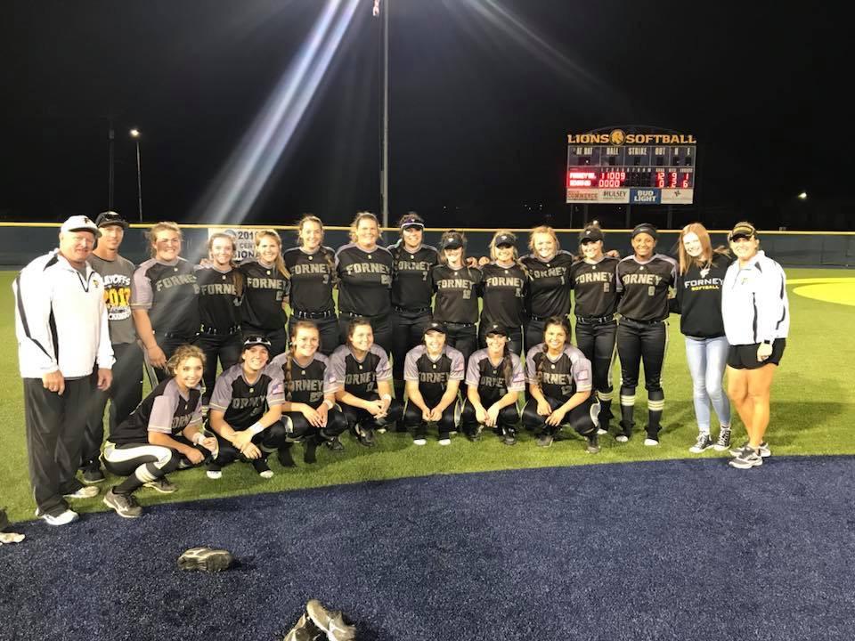 Lady Jackrabbits Softball defeats #1  6A Keller Indians