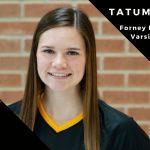 Forney Soccer Player of the Week – Tatum Mercer