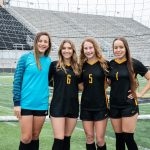 Forney High Lady Rabbit Soccer Players among Dallas Area Leaders