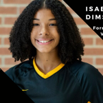 Forney Soccer Player of the Week – Isabella Dimson