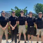 FHS competes at Region II-5A Championships