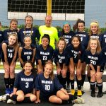 "Warren Middle School Girls Soccer starting a ""Winning Tradition"""