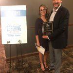 PCA Recognizes Forney ISD Athletics as their Community Impact Award Winner