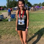 Tyler Lee XC Results