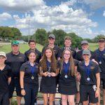 FHS JVG and JVB Golf teams finish 2nd!