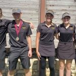 FHS Varsity Golf at Indian Creek GC