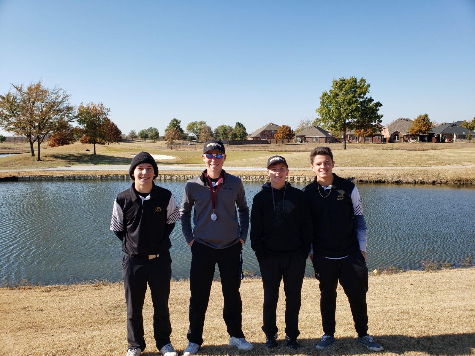 FHS VG/VB Golf