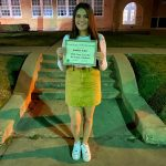 Girls' Cross Country All State Academic Award