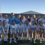Girls Varsity Soccer Ties 2-2