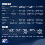 NEW UIL DATES RELEASED