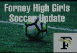 Forney High Girls Soccer Win Vs . Rowlett