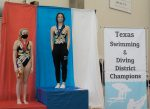 Forney Swim and Dive Sends Two to State Championships