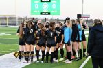 13-5A Girls Soccer: Forney High Wins on Senior Night