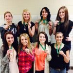 2014-15 Cheerleading Awards