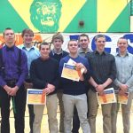 2014-15 Boys Swimming-Diving Awards