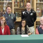 Jessica Bollenbacher Signs with Huntington College