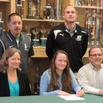 Morgan Anderson Signs With Huntington University