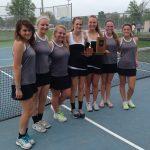 Bremen Girls Win The Last NSC Tennis Title