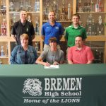 CJ Thornton Signs With Bethel College