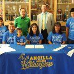 Wendy Gonzalez Signs with Ancilla College
