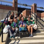 Bremen High School Girls Varsity Track finishes 12th place
