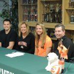 Huppert Commits to Ohio Northern University