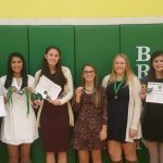 2016 Girls Soccer Awards