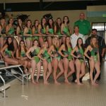 Lions Swim Sectional Waters
