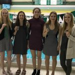 2016-17 Girls Swim-Dive Awards