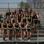 Girls Track Takes 6th in NIC