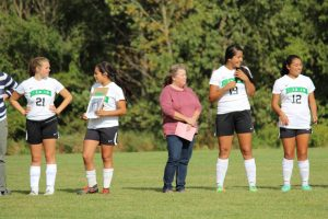 Girls Soccer Appreciation for BHS Staff