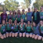 Bremen High School Girls Varsity Cross Country finishes 2nd place
