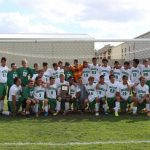 Bremen High School Boys Varsity Soccer beat LaVille High School 1-0